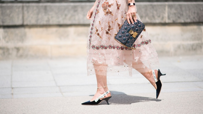 11 Pairs of Slingback Shoes to