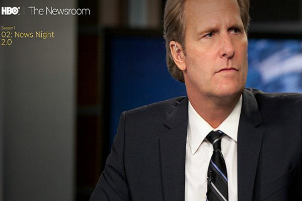 The Newsroom premiere: Just what the