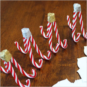 Candy cane place card holders | Sheknows.ca