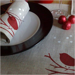 Linen placemats and napkins | Sheknows.ca