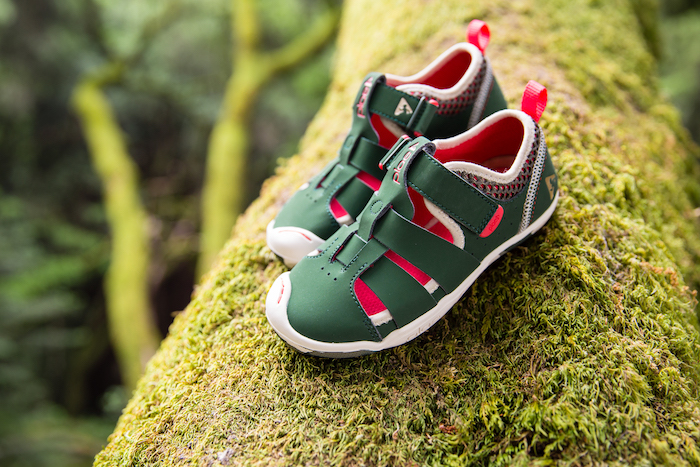 Plae eco-friendly shoes