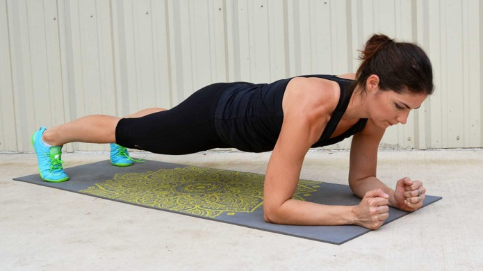 12 Plank variations to spice up