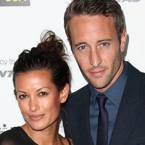 Who knew? Alex O'Loughlin is now