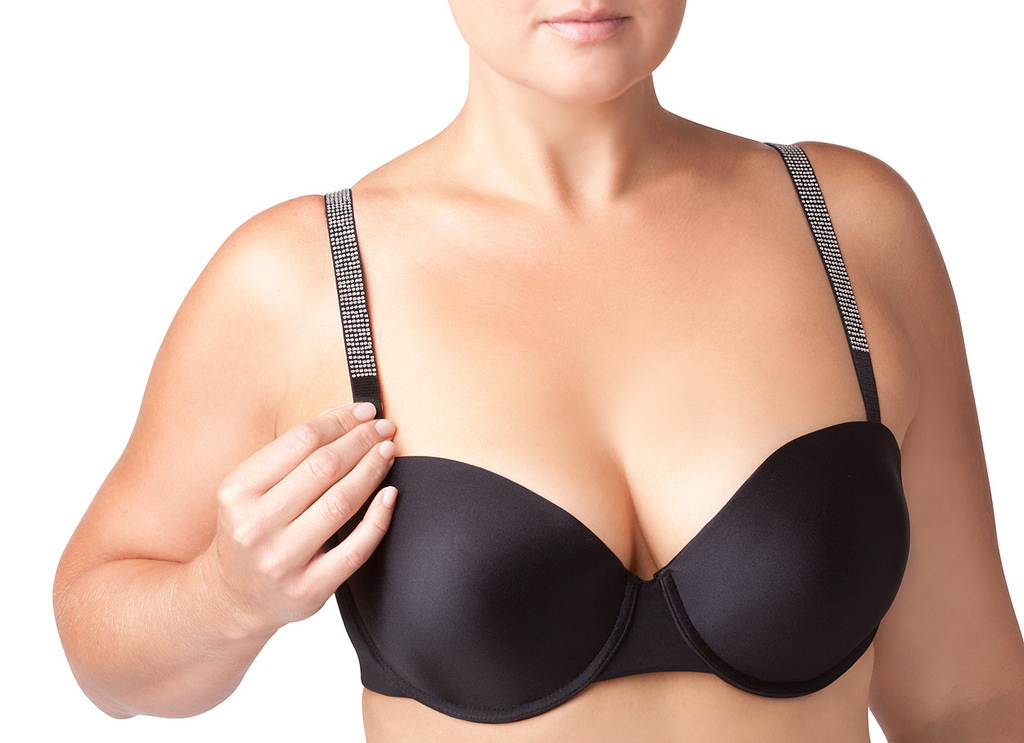 2902ebd61 Woman with 36C bra size learns she s been wearing bras 6 sizes too small
