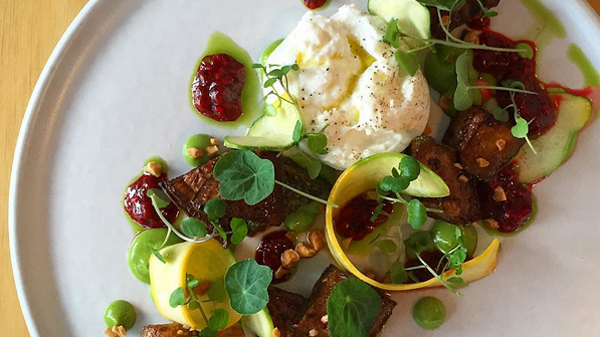 Drool-worthy dishes from the 10 hottest