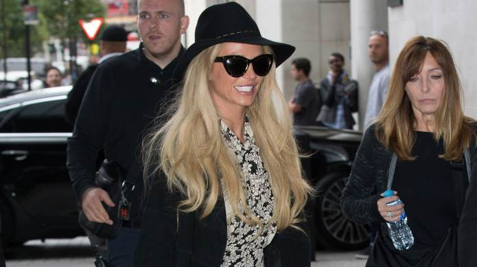 Britney Spears gets a big birthday