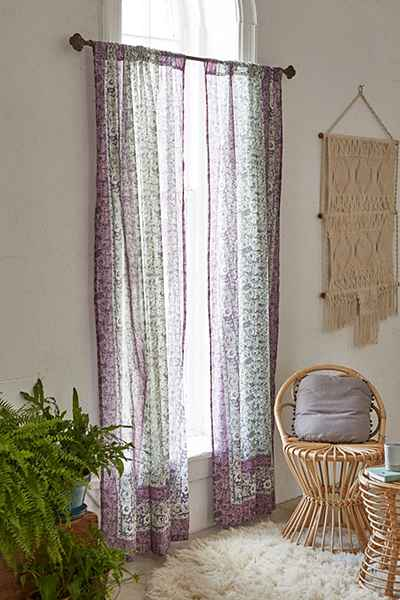 Plum & Bow Curtains from Urban Outfitters