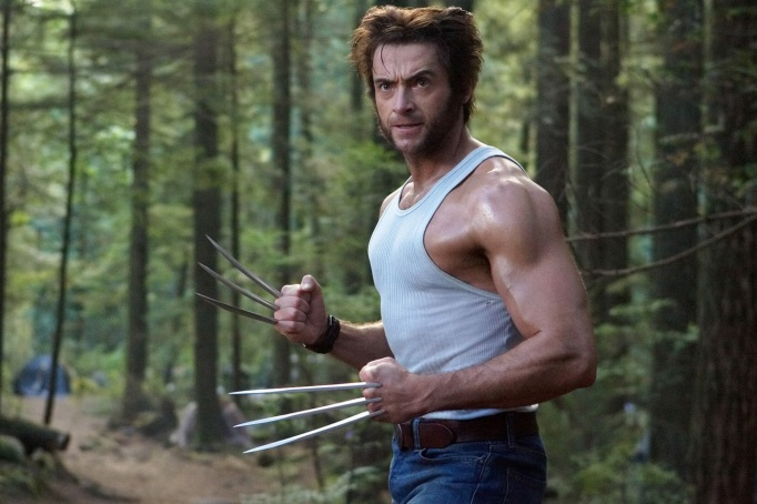 The many looks of Hugh Jackman: X-Men: The Last Stand