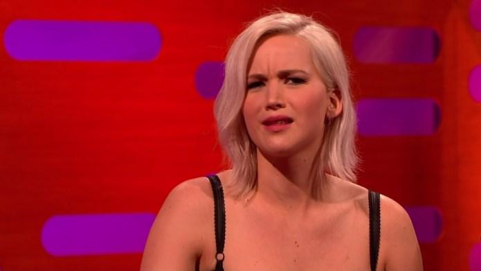 Jennifer Lawrence on 'The Graham Norton