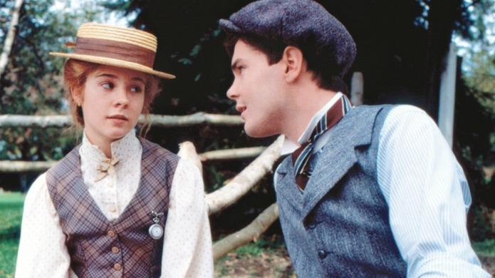 Anne of Green Gables goes dark