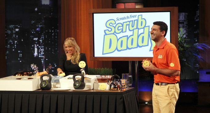 Scrub Daddy on 'Shark Tank'