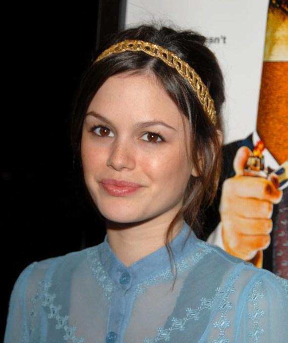 Celebrity Inspired Ways To Wear A Headband | Rachel Bilson
