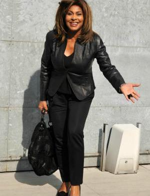 Tina Turner getting hitched again at