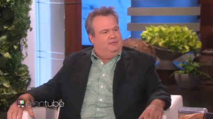 Modern Family's Eric Stonestreet might be
