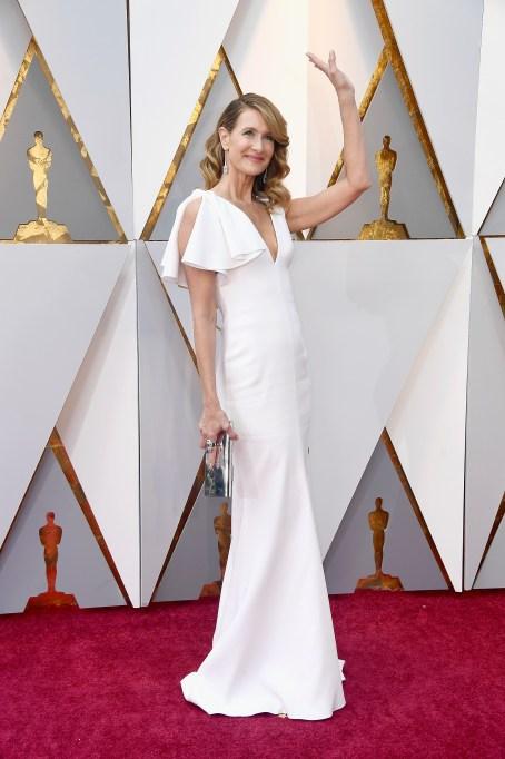 Laura Dern Oscars 2018