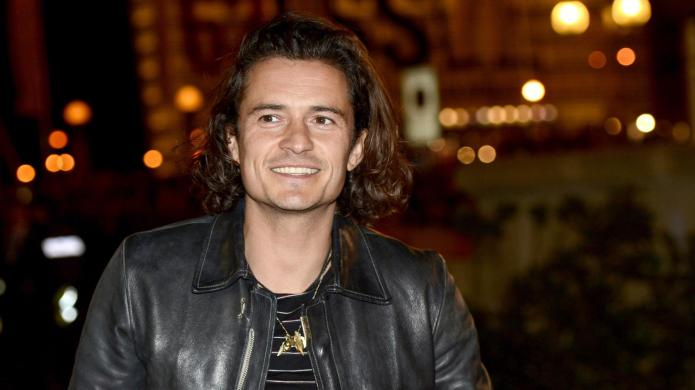 Hot couple alert: Orlando Bloom's new