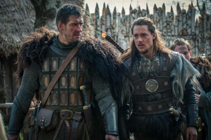 The Last Kingdom is like GoT minus the dragons