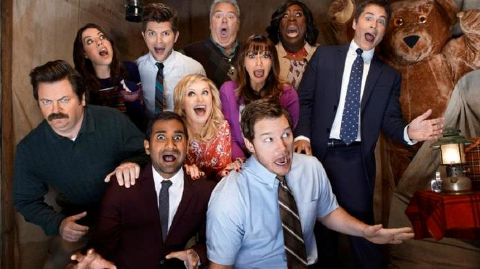 Parks and Rec's farewell promo gives
