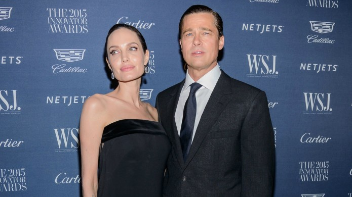 No, Angelina Jolie's not moving to