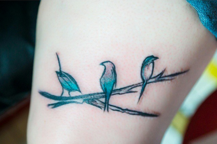 16 Tattoos you'll want for spring
