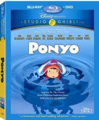 Ponyo Blu-ray