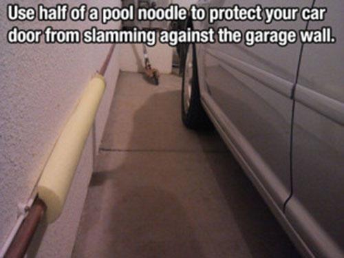 garage dings