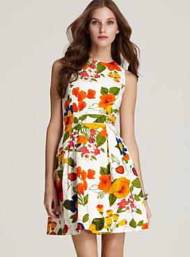 Trina Turk Ellery Poppy Dress