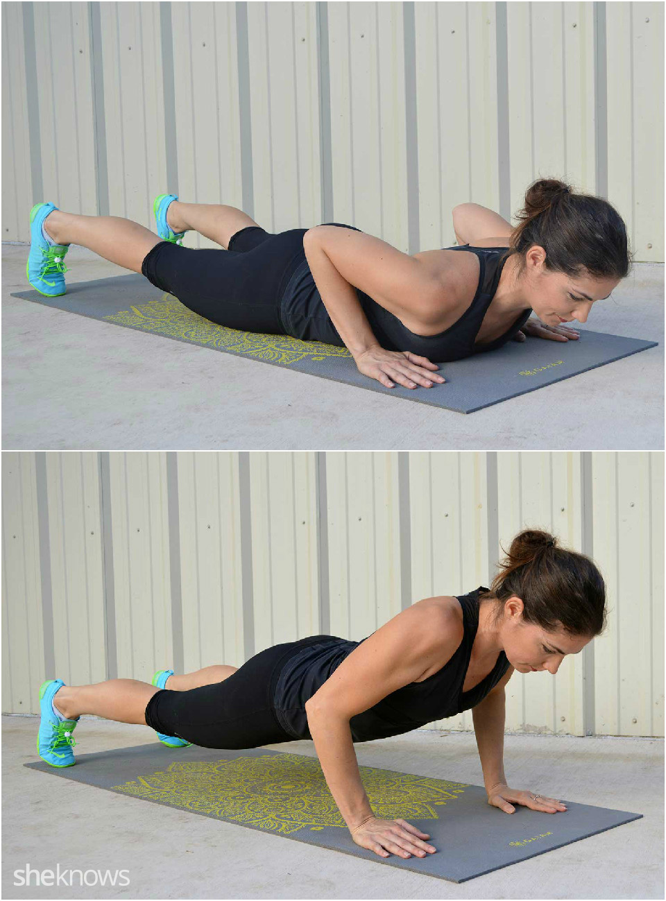 How to Seriously Upgrade Your Push-Up Game – SheKnows