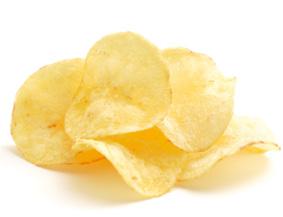 Potato chips - a bad fat
