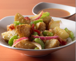 Potato Salad With Harvest Dressing