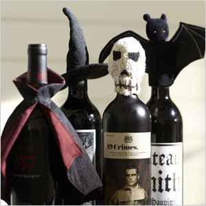 Wine toppers