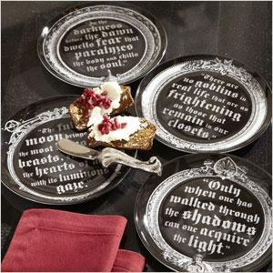 Vampire plates