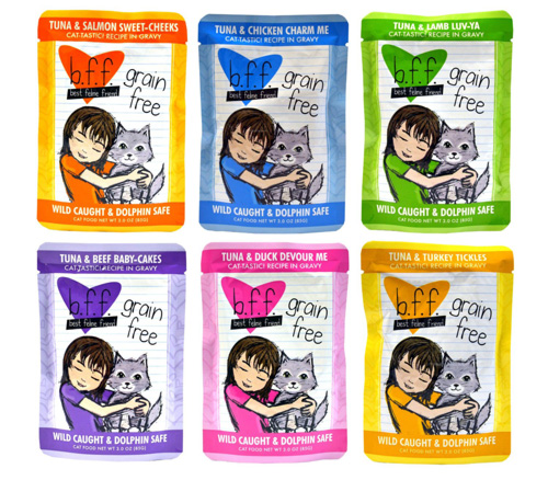 Weruva Best Feline Friend cat food
