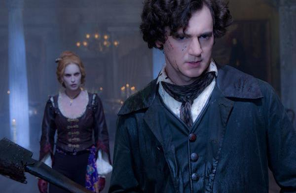 Hot trailer: Abraham Lincoln: Vampire Hunter