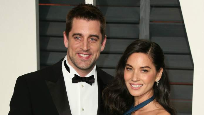 Olivia Munn's Quitting Aaron Rodgers Cold