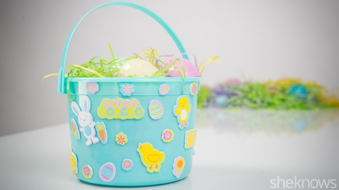 Adorable Homemade Easter Baskets You Can