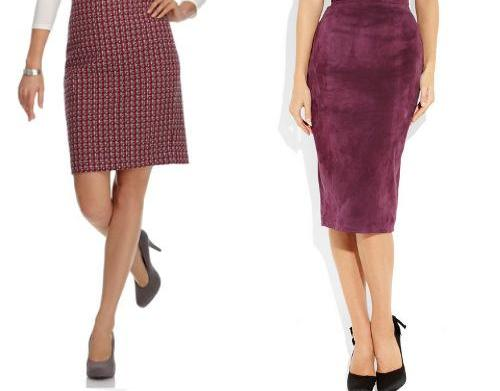 Best fall skirt trends for hourglass