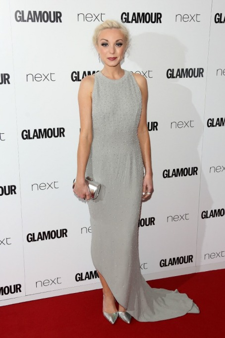 Helen George at Glamour Women of the Year Awards