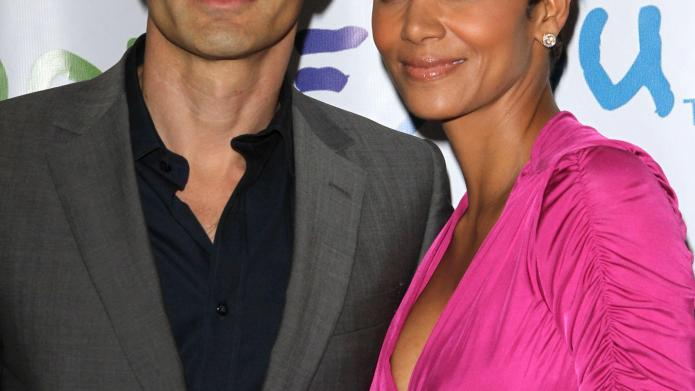 It's official: Halle Berry and Olivier