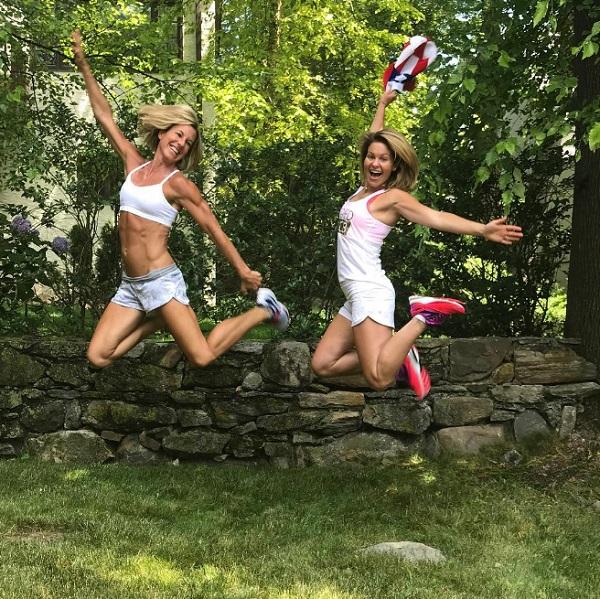 Celebrities Celebrating Independence Day: Candace Cameron Bure