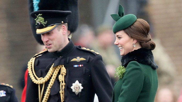 Kate Middleton & Prince William Shared
