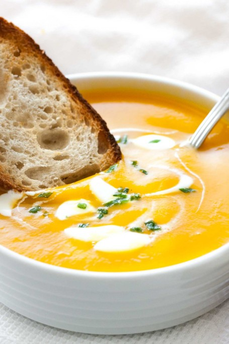 Instant Pot Thanksgiving: Butternut squash soup takes just minutes in your Instant Pot