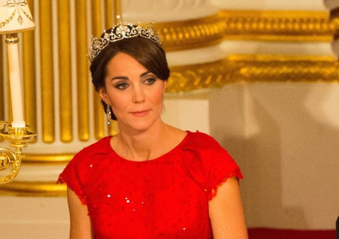 Kate Middleton may be a princess,