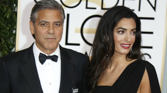 Everyone's obsessed with Amal Alamuddin's sister,