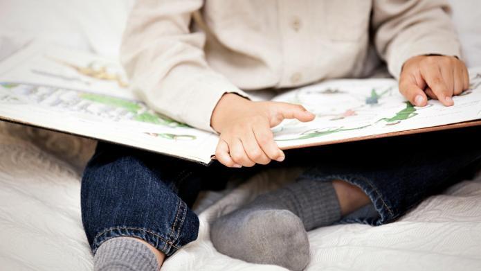 Get to work! 100 Children's Books