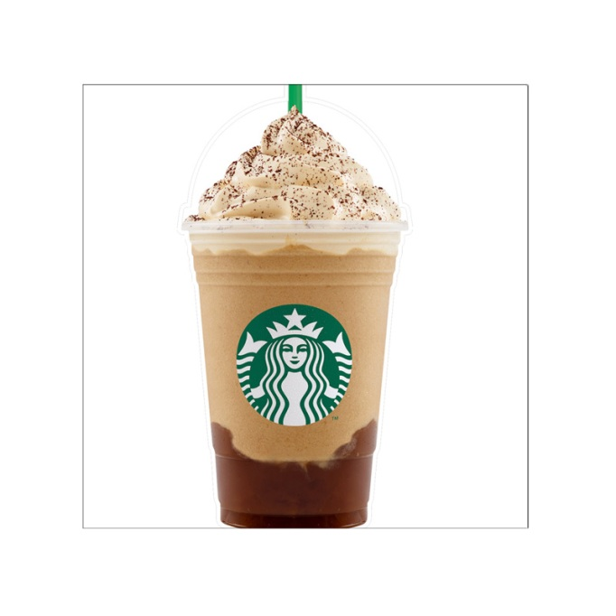 Irish Cream Coffee Pudding Frappuccino Starbucks