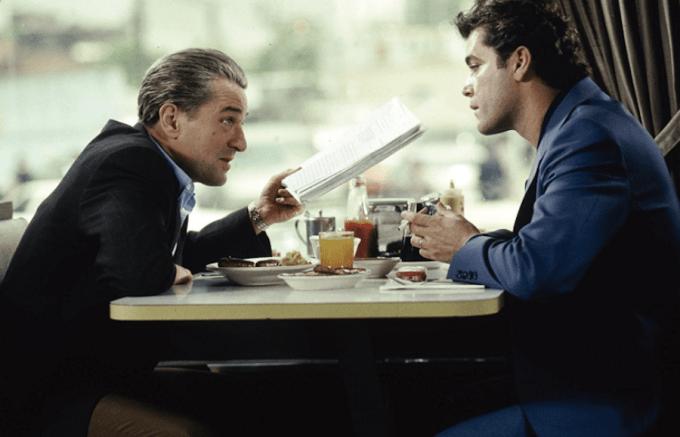 Robert De Niro's 11 Best Bad Guys: Goodfellas
