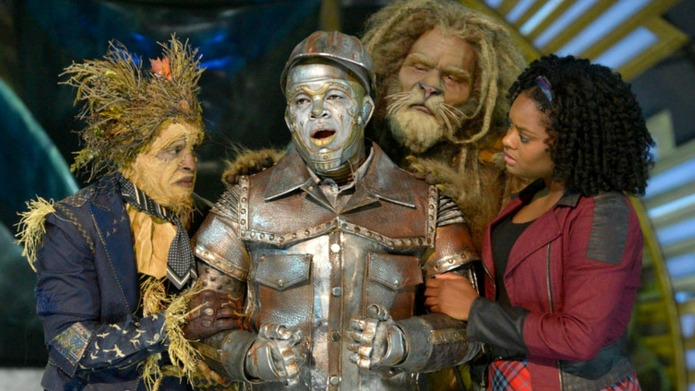 Re-watch The Wiz Live!'s best performances