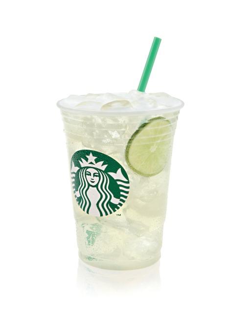 Cool Lime Refresher Starbucks