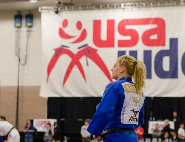 Olympic Judo